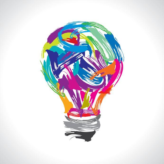 18176748 - creative painting idea